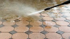 pressure washing {{location}} patio